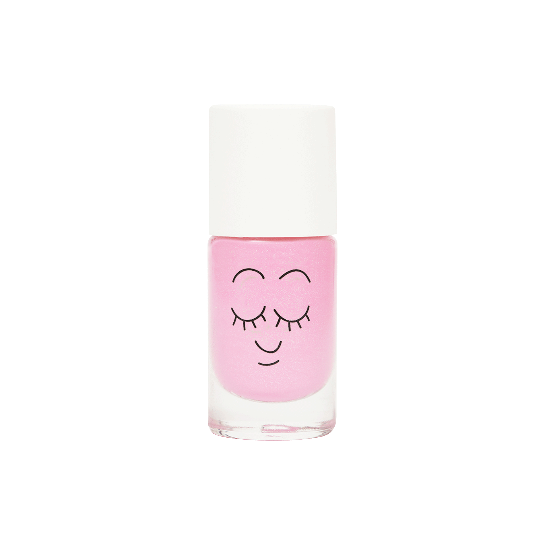 Très Vernis à ongles nailmatic Heli orange pastel PU95