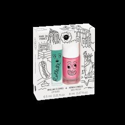 Peach Rollette – Roll-On Lip Gloss