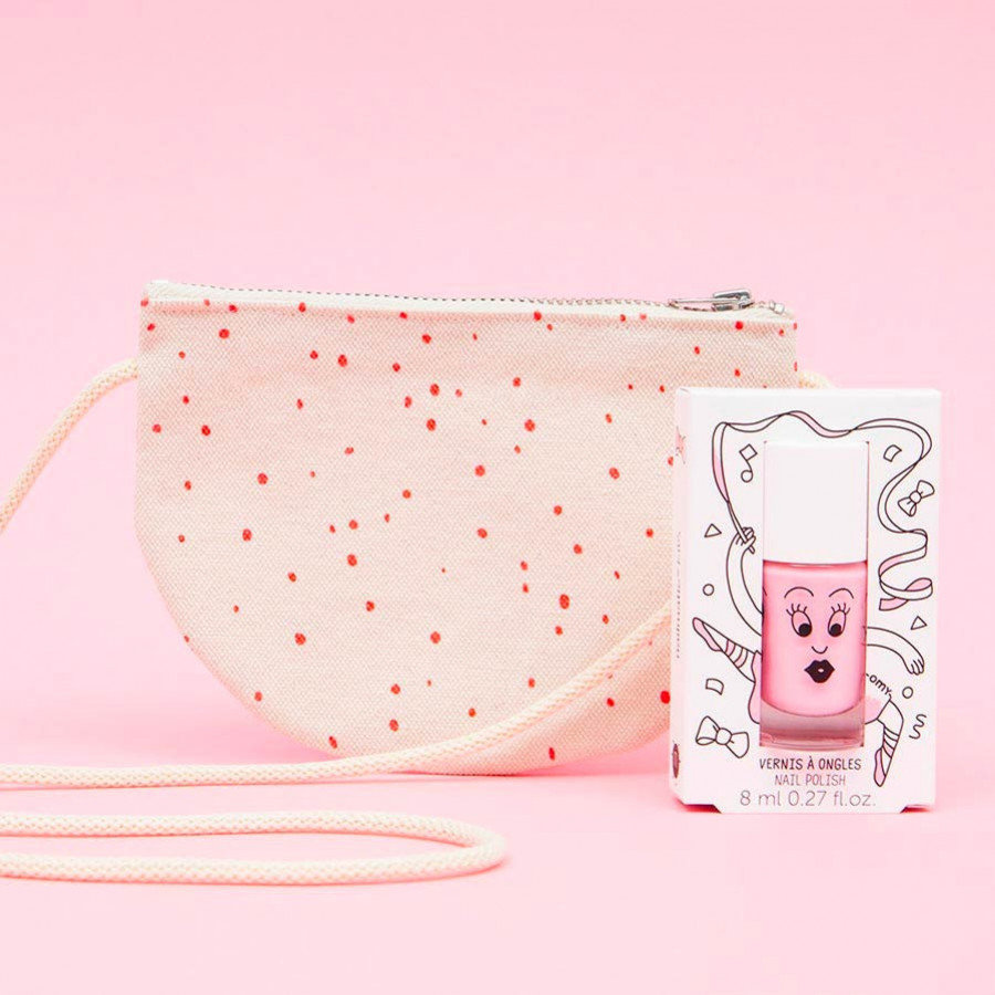 EXCLU : super collab' girly avec Pipoca !