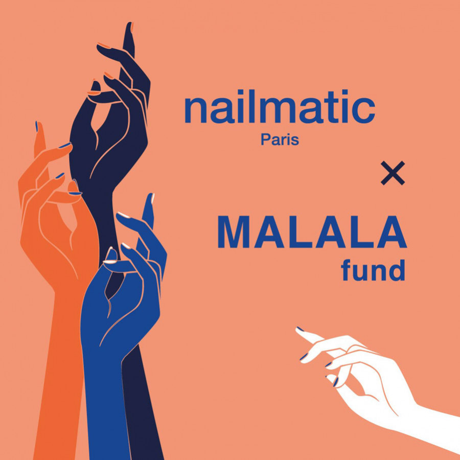 International Women's Day: nailmatic x Malala Fund